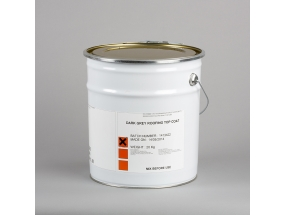 Grey Roofing Topcoat Glassfibre Grp Epoxy Resins